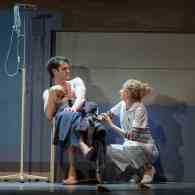 'Angels in America' a Career High for Andrew Garfield: REVIEW