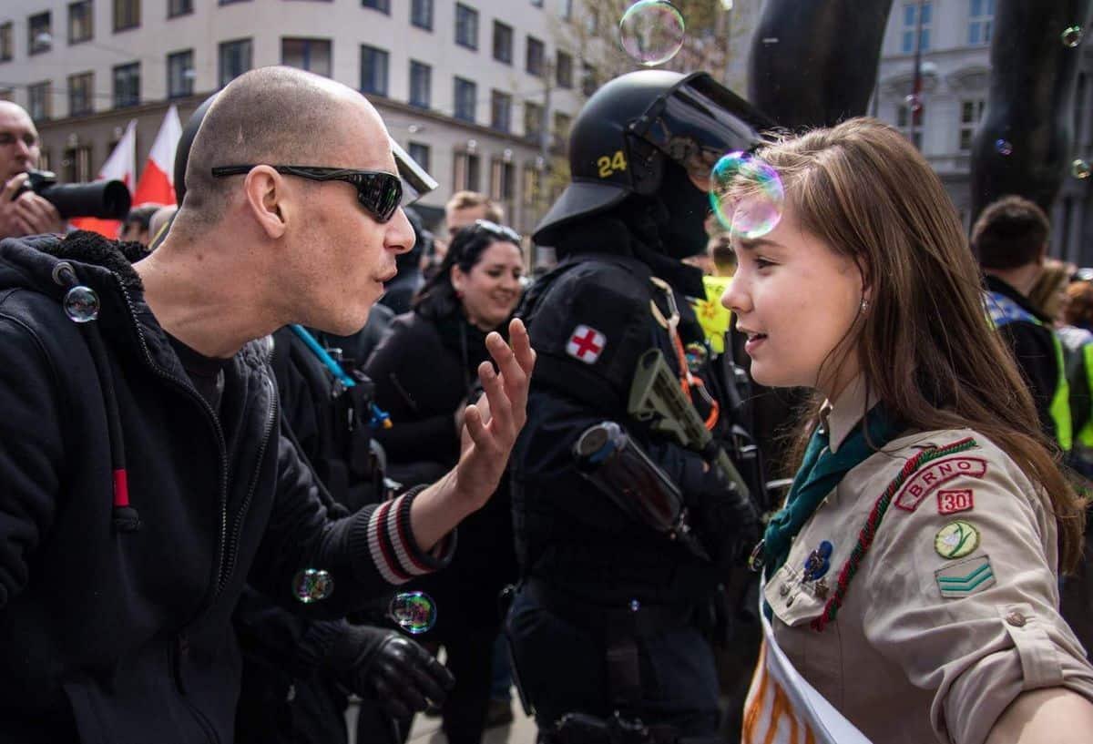 girl scout nazi