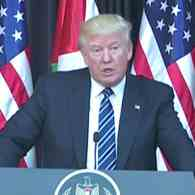 Trump Condemns 'Evil Losers' Who Carried Out Manchester Bombing: WATCH