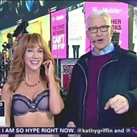 KAthy Griffin New years eve