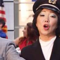 Randy Rainbow Flies with Margaret Cho, Bianca del Rio, and Miss Richfield in New Orbitz Ad: WATCH