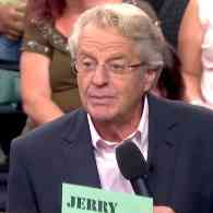 Democrats Urging Jerry Springer to Run for Ohio Governor