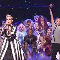 Katy Perry Brought a Coterie of Drag Queens and a Teen Instagram Star to SNL for 'Swish Swish' – WATCH