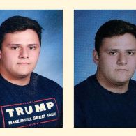 N.J. School Suspends Yearbook Advisor After Trump T-Shirts are Edited Out of Student Photos