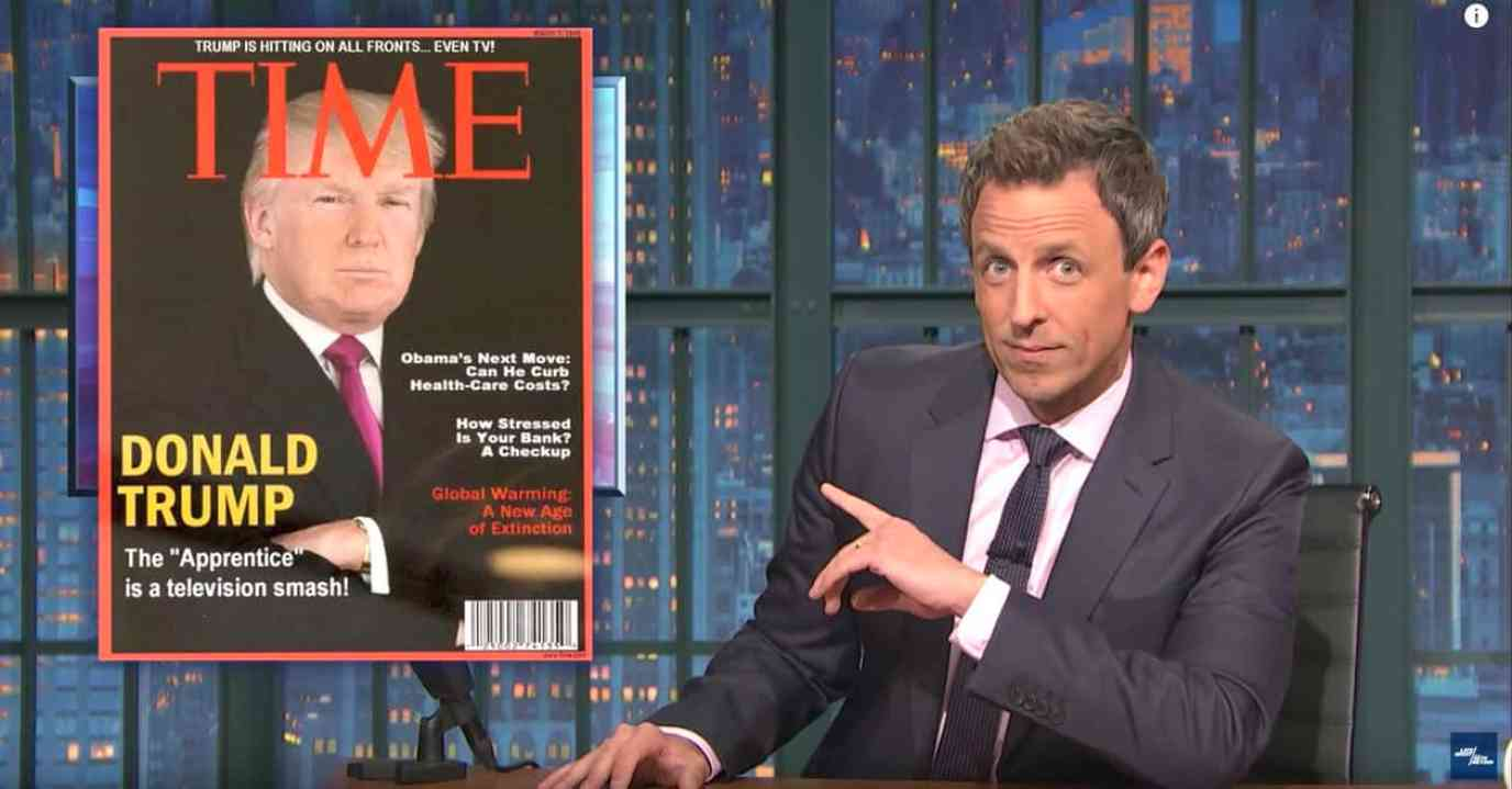 Meyers TIME magazine