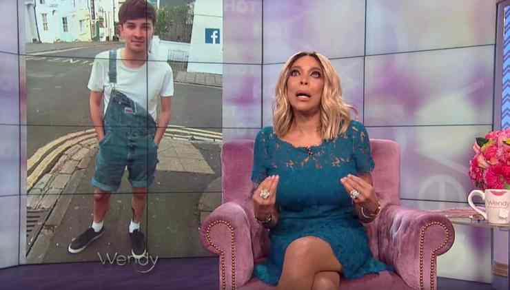 Martyn Hett Wendy Williams