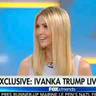 Ivanka on Being in the White House: 'There is a Level of Viciousness I Was Not Expecting' – WATCH