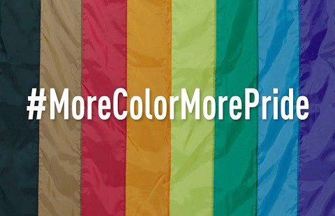 High school first in county to fly gay pride flag for June