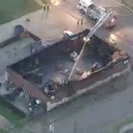 Fire Guts Fort Worth's Rainbow Lounge, Site of Infamous 2009 Police Raid