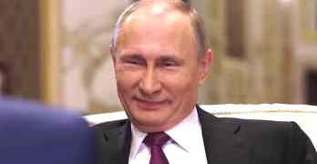 Oliver Stone Vladimir Putin