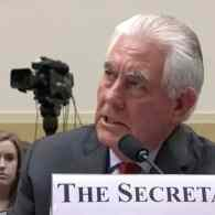 Secretary of State Rex Tillerson Called Trump a 'Moron', Threatened to Quit