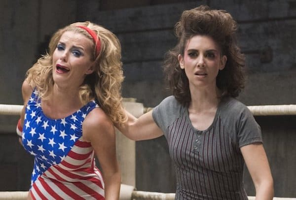 Glow and more TV this week