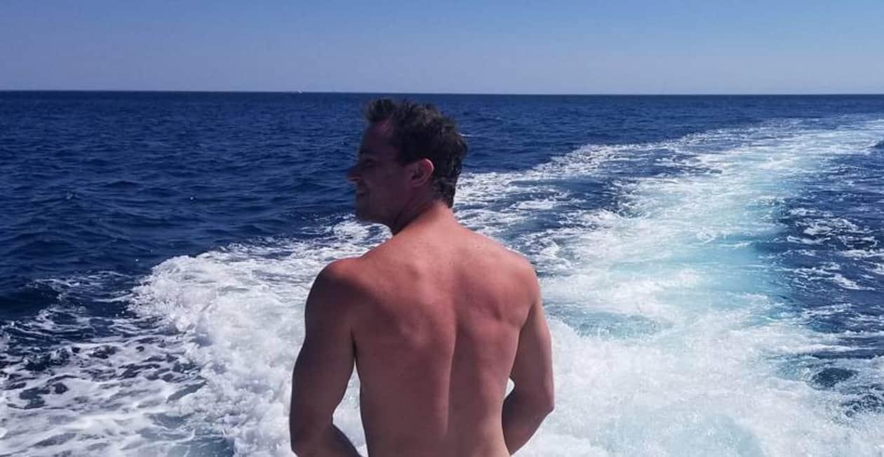 Teen Wolf Actor Ryan Kelley Lights up Instagram with