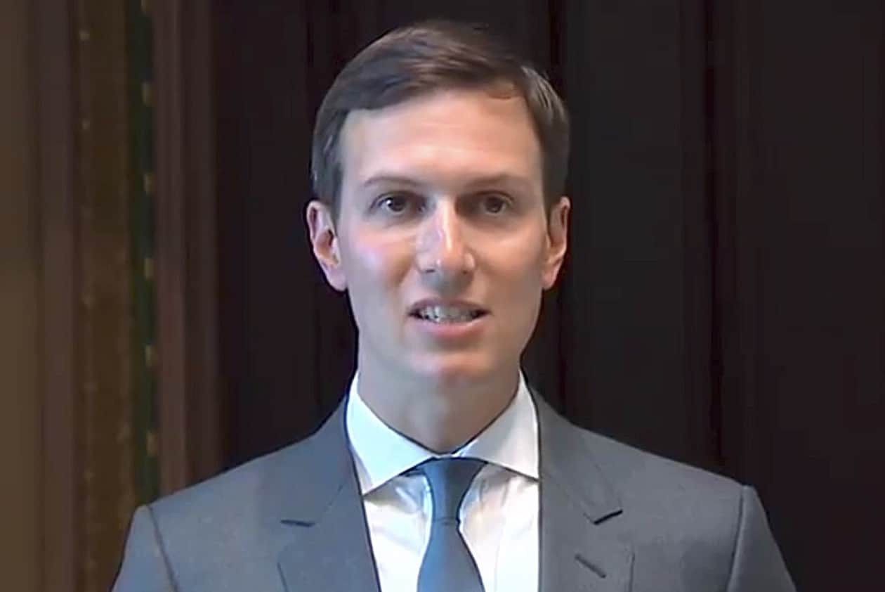 WH: New Security Clearance Policy Will Not Affect Kushner's Work