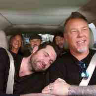 Billy Eichner Teams Up with Metallica in Apple's 'Carpool Karaoke' Series: WATCH