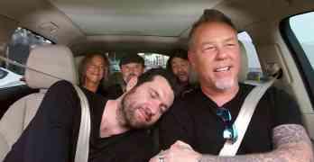 Billy Eichner Metallica