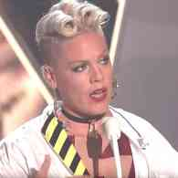 Pink Empowers Gender Non-Conforming Kids (Like Her Daughter) with Incredibly Moving VMAs Speech: WATCH