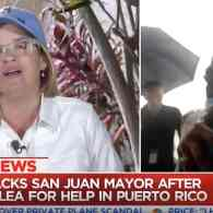 Puerto Rico Mayor Responds to Trump's 'Petty Comments': 'I Have No Time for Distractions…This is About Lives' – WATCH