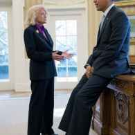 Obama Releases Statement on Death of 'Quiet Hero' Edie Windsor