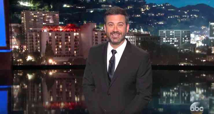 Ted Cruz jimmy Kimmel