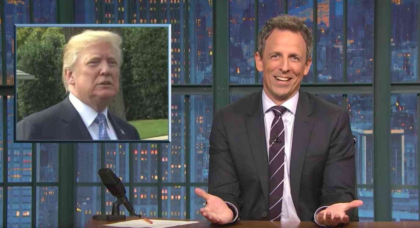 healthcare seth meyers