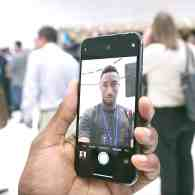 hands-on iphone x
