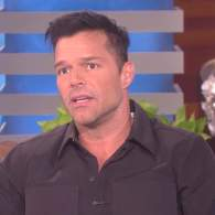 Ricky Martin Makes Desperate Plea for Puerto Rico Hurricane Relief on 'Ellen' — WATCH