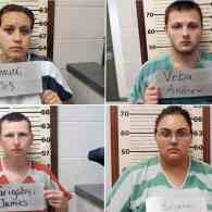 Four Charged With Murdering Transgender Teen, Gouging Eyes Out, Burning Body: VIDEO