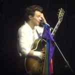 Harry Styles pride flag