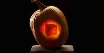 halloween stop motion pumpkin