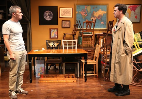 the portrayal of friendship through carl and jody in the lonely planet by steven dietz Lonely planet takes place in a map store operated by jody, who is paralyzed by his fear of disease his hyperkinetic friend carl, always full of tales, brings the world to him the play examines .
