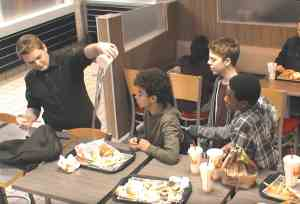 burger king bullying
