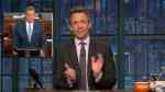 Jeff Flake Seth Meyers