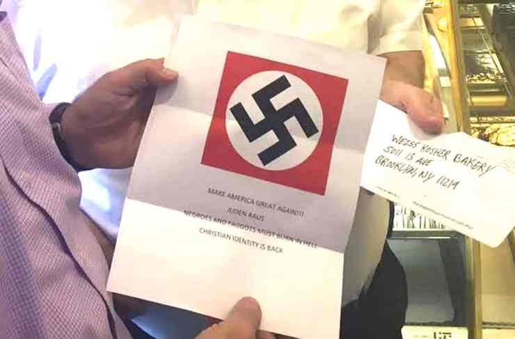 hate letter