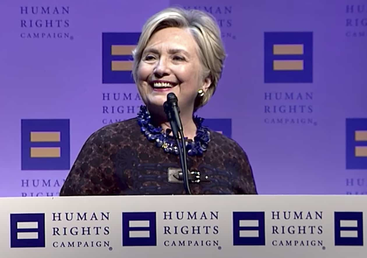 21st annual Human Rights Campaign dinner held in DC