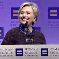Hillary Clinton Rips Trump's Attacks on LGBT Rights, FOX News, Roy Moore at HRC Gala in D.C. – WATCH