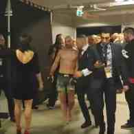 Conor McGregor Uses Homophobic Slur Backstage at UFC Fight Night: WATCH