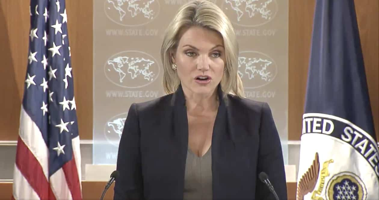 Nauert to Become Next UN Ambassador