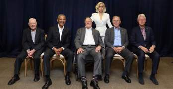 Gaga presidents