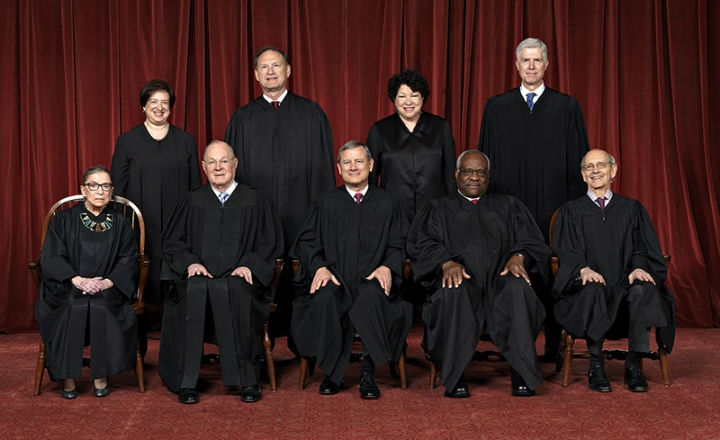 SCOTUS lets anti-marriage-equality Texas Supreme Court ruling stand