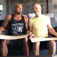 'Insanity' Fitness Trainer Shaun T and Husband Announce They're Having Twins in Joyful Instagram Post: WATCH