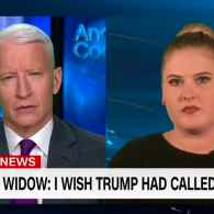 Gold Star Widow Told to Wait by Phone for Trump's Condolence Call. It Never Came – WATCH
