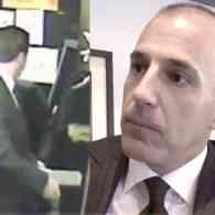 Matt Lauer Mocked Sexual Harassment In 'Today' Segment with Willie Geist: WATCH