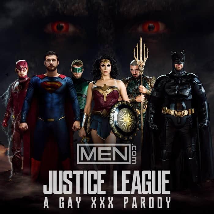 Gay Superman porno