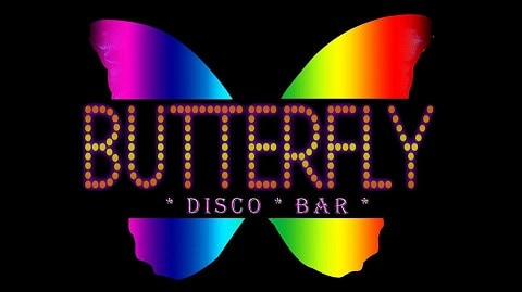 The Butterfly Disco Pub in Playa de las Americas