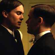Exclusive Clip: T.R. Knight Lusts for Tyler Blackburn on the Titanic in 'Hello, Again' – WATCH