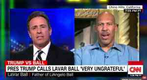 LaVar Ball interview