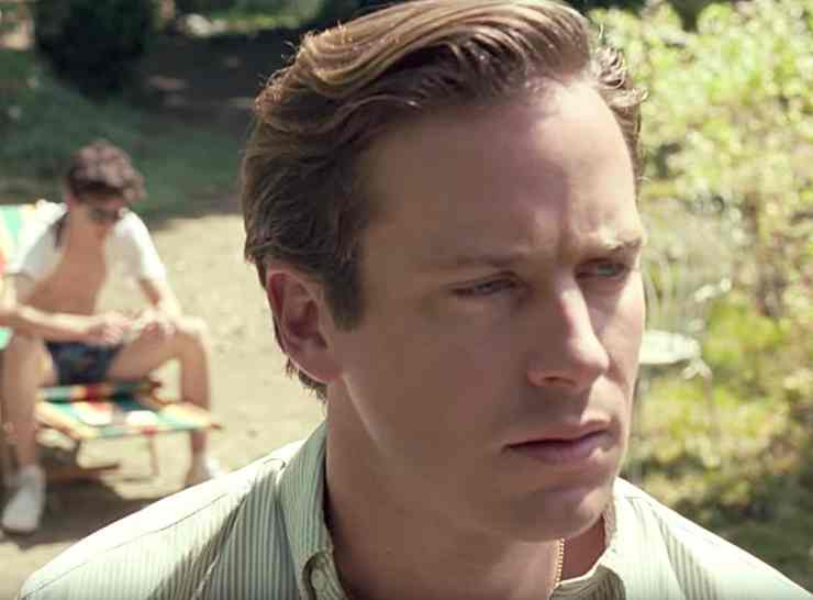 Armie Hammer interview