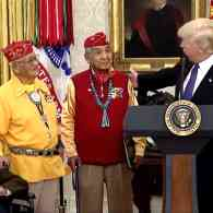 Navajo Nation Blasts Trump for 'Offensive and Dangerous' Pocahontas Crack