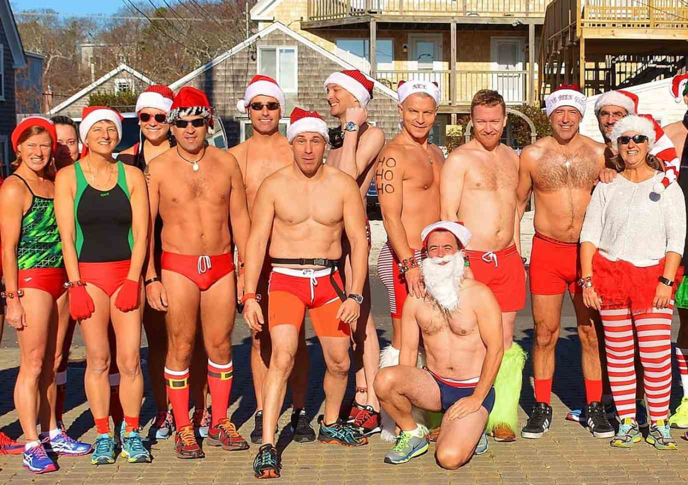 Speedo Santa Run